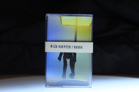 Buy Nick Kuepfer / Khora tape now!
