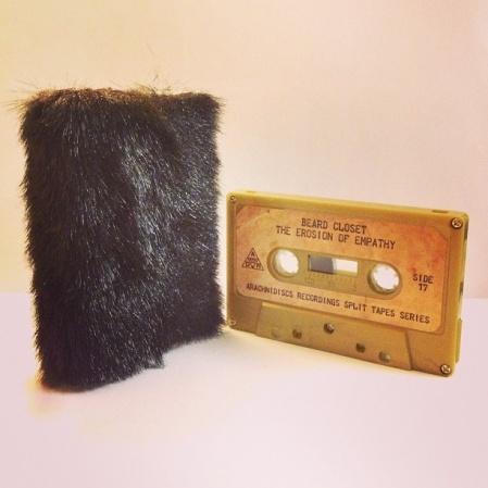 Beard Closet / Primate Pyramid split tape