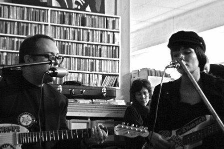 Sister Ray at Fascinating Rhythm